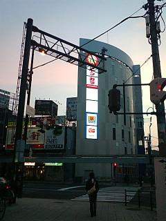 天六交差点 06:50