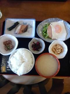 夏至の朝ご飯【6<br />  月22日】