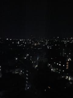 リゾートの夜