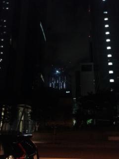 未明の都心【10<br />  月5日】